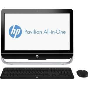 "HP CONSUMER PRODUCTS HP Pavilion 23-b000 23-b030 H3Y91AA All-in-One Computer - AMD A-Series A4-5300 3.4GHz - Desktop<br>23-B030 PAVILION 23 AIO 6GB 1TB DVDRW 23IN WL WIN8<br>23"" Full HD Display - 6 GB RAM - 1 TB HDD - DVD-Writer - AMD Radeon HD 7480D 3 GB"