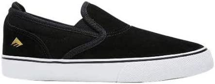 Emerica Kids Wino G6 Slip-on Youth Skate Shoe