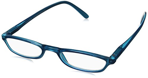 Oval Cone Ovals (Peepers Unisex-Adult Snow Cone 475100 Oval Reading Glasses, Blue Raspberry)