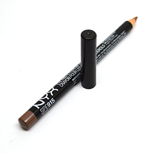 - Women Slim Eye & Eyebrow Pencil Liner Net Wt. 0.03 oz / 1.1 g BeutiYo + Free Earring (SPE915 TAUPE)
