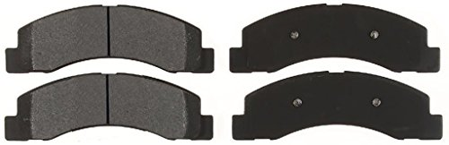 D756 FRONT Semi-Metallic Brake Pads (D756 Front)