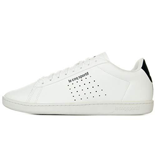 Blanc Courtset Dress Uomo Le Sportif Optical White Blue Coq Sneaker Sport v4xTwWHRq