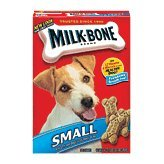 Milk Bone 902020 Biscuit Original Flavor For Small Dogs 24 O