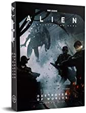 Free League Publishing Alien RPG Destroyer of Worlds (Alien RPG Boxed Adv.)