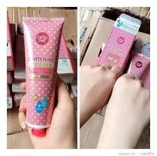 Whitening Sunscreen L-glutathione Magic Cream SPF50PA+++ Can be used on both face and body.138 ml.by Cathy doll