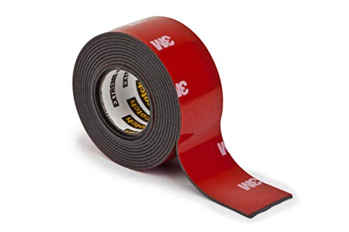 NEW 3M Scotch Extremely Strong Mounting Tape 1 in X 400 in 30lbs  FREE SHIPPING
