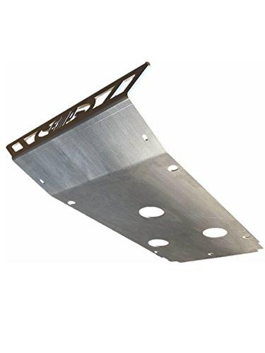 Kawasaki Teryx Front Skid Plate-Aluminum P/N: 13498