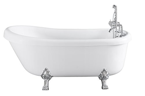 freestanding bathtubs whirlpool - 9