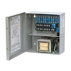 Altronix Cctv Power Supply (ALTRONIX CCTV Power Supply 8 Fused Outputs 24/28VAC 3.5A 115VAC BC100 Enclosure (ALTV248UL))
