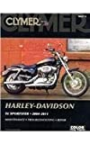 img - for Harley-Davidson XL Sportster 2004-2011 (Clymer Motorcycle Repair) by Mike Morlan (2011-07-21) book / textbook / text book