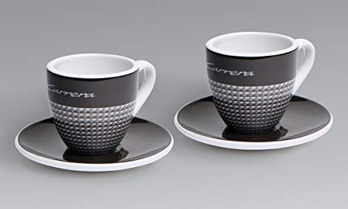 (Porsche Espresso Cups, Set of 2, Limited Edition - 911)
