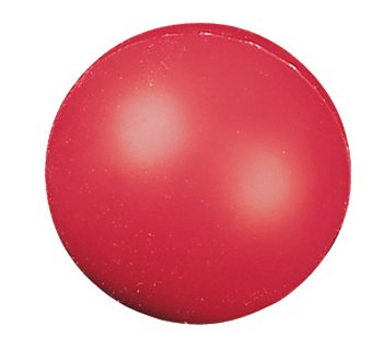 * HIGH DENSITY COATED FOAM BALL 4IN