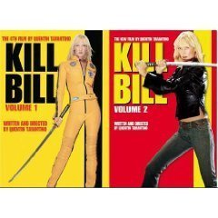 Kill Bill, Vols. 1 & 2 - Movies Dvds Lucy