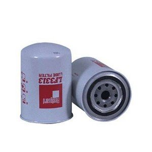 Audi 5000 Coolant - Fleetguard Lube Filter Full Flow Spin On Part No: LF3313