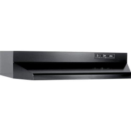 36 inch range hood black - 4