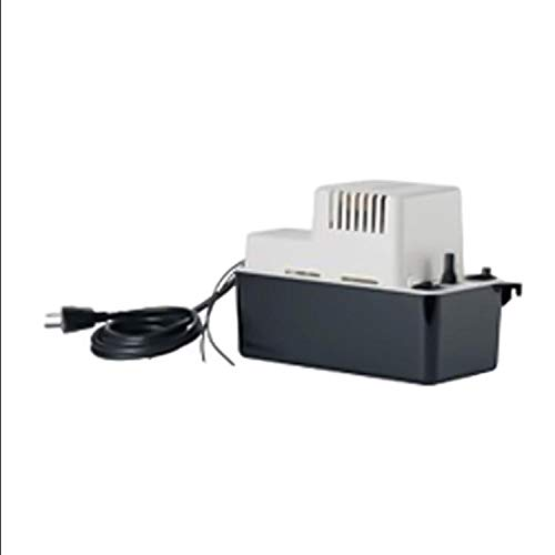 1/30 HP 230 Volt Automatic Condensate Removal Pump with Safety Switch and Collection Tank ()