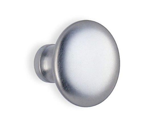 Plain Round Knob 1 1/2