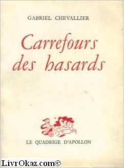 Amazon.com: Carrefours des hasards: Books