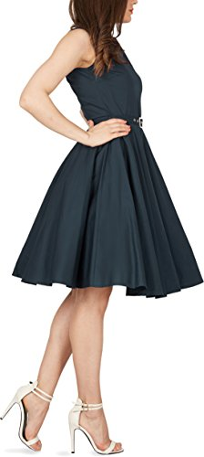 Bleu Vintage BlackButterfly 50 'Audrey' Clarity Robe Nuit Annes vYYzO