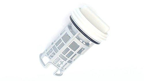 Samsung DC97-14976A Washer Drain Pump Filter Genuine Original Equipment Manufacturer (OEM) Part - Washer Trap Drain