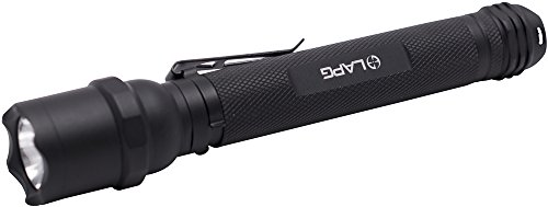 LA Police Gear Compact AA Flashlight Review