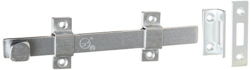 Rockwood 580-8.26D Surface Bolt, UL Listed, 8