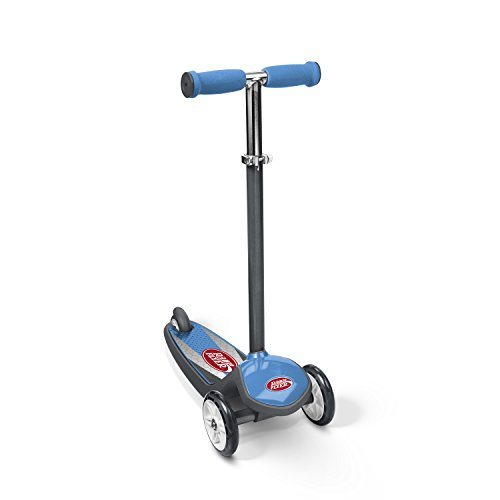 Radio Flyer Color FX EZ Glider 3 Wheel Scooter, Blue