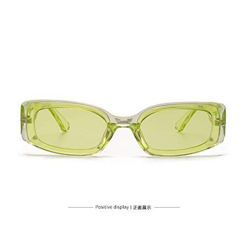 Bonjouree Ado Rétro Vintage De Uv400 Fille Vert Soleil Protection Mode Lunettes Femme gxSYgv