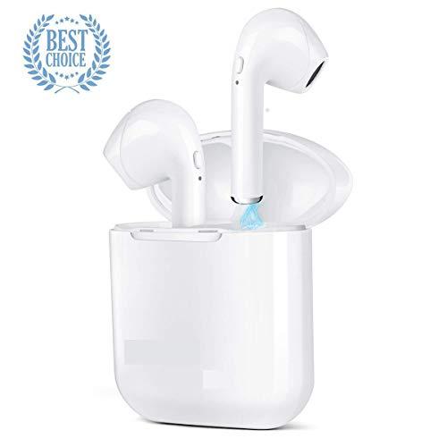 Wireless Bluetooth Headphones - Godla Wireless in-Ear Headphones - Running Headphones for Women Men - Outdoor Portable Sport Bluetooth Earphones Wireless Earbuds