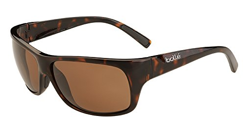 Bolle Viper Sunglass with Polarized A14 Oleo AF Lens, Shiny - Lens A14
