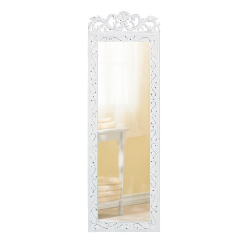 Gifts & Decor Elegant White Hanging Accent Bed Room Hall Wal