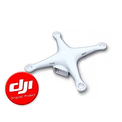 DJI Original Phantom 3 Professional / Advanced Quadcopter Shell Body Top and Bottom Cover Spare Part No.30: Camera & Photo