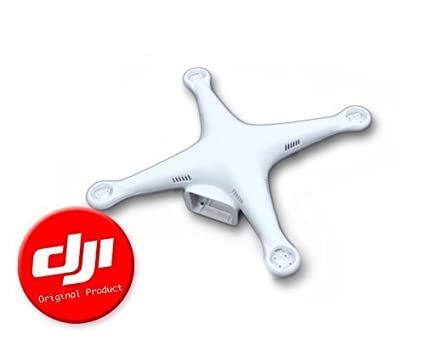 DJI Original Phantom 3 Professional Advanced Quadcopter Shell Body Top And Bottom Cover Spare Part