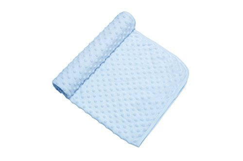 Cuddles Collection Dimple Wrap (Blue) by Cuddles Collection
