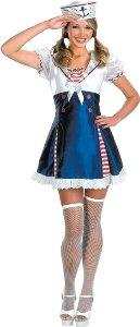 Ahoy Matey Teen Costumes - Disguise Inc - Ahoy Matey Teen Costume