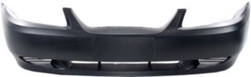 Crash Parts Plus Primed Front Bumper Cover Replacement for 1999-2004 Ford -
