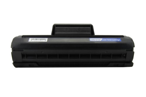 Black Laser Toner Cartridge - Compatible with Samsung MLT-D104S, MLT-D1042S, ML-1660, ML-1661, ML-1665, ML-1666, ML-1670, ML-1675, ML-1860, ML-1865, ML-1865W, SCX-3200, SCX-3201, SCX-3205, SCX-3205W Ink © Blake Printing Supply