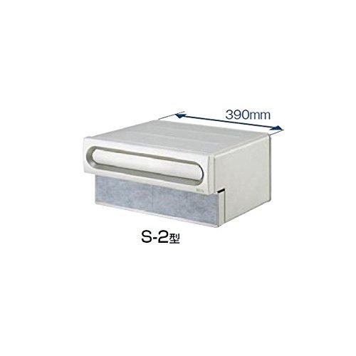 TOEX LIXIL エクスポスト 口金タイプ S-2型(2B-15ボックスタイプ) 【リクシル】  シャイングレー B00BWHBAHM 21360  本体カラー:シャイングレー