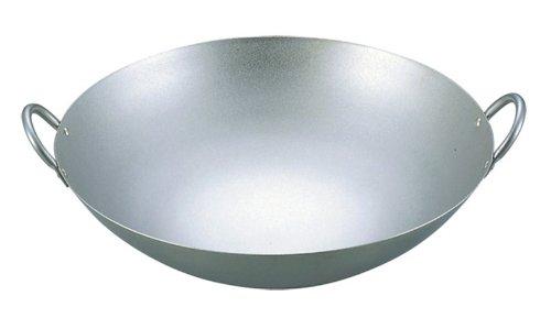 Pure Titanium 36cm Chinese Guangdong wok Amazing Lightness pan by EBM