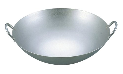 Pure Titanium 36cm Chinese Guangdong wok Amazing Lightness pan