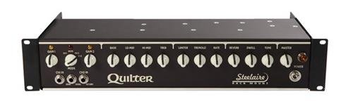 Quilter SA200-RACKMOUNT Steelaire Rackmount 200W Guitar Amp Head by Quilter