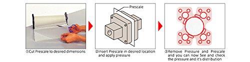 Fujifilm Prescale Medium Tactile Pressure Indicating Sensor Film by Fujifilm Prescale (Image #5)