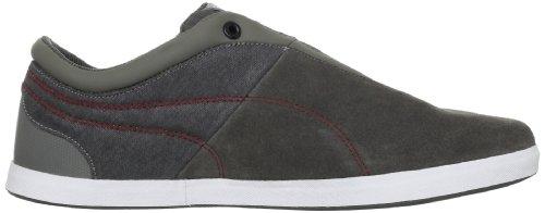 Puma Heren Dorifuto Bmw M Serie Fashion Sneaker Staal Grijs / Lint Rood