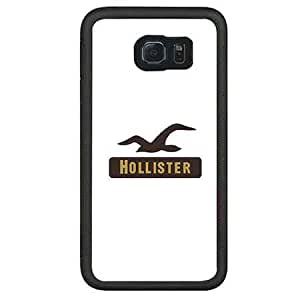 Phone Acccessory Superb Nice Cover With Well-known Brand Logo Exquisite Case Funda Fit Para Samsung Galaxy S6 Edge Hollister