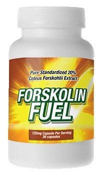 Forskolin Fuel Rapid Fat Fighter product image