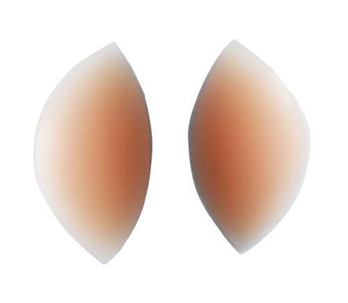 Gaorui Invisible Gel Bra Pad Breast Enhancer Sharp Shape