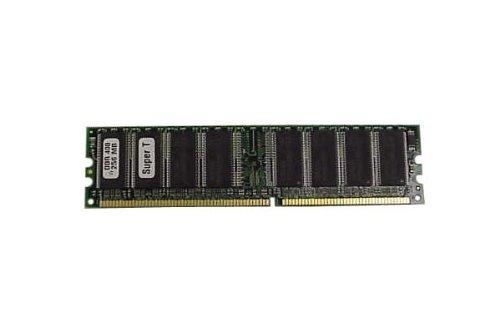 Super Talent DDR400 256MB/32x8 Samsung Chip Memory D256M400SA, Bulk