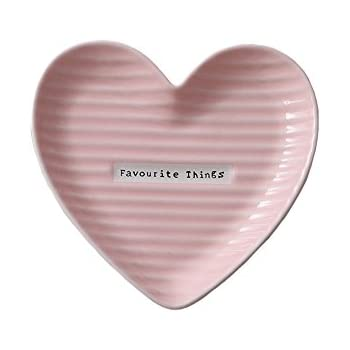 CHOOLD Romance Ceramic Heart Shaped Dinner Plate/Salad Plate/Dessert Plate/Steak Plate for Kitchen Party 5u0027u0027/7.8u0027u0027u0027(white/pink/blue/red)  sc 1 st  Amazon.com & Amazon.com | CHOOLD Elegant Ceramic Heart Shaped Dinner Plate/Salad ...