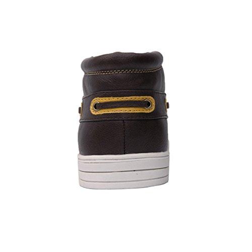 Mens Sneakers Globalwin 26brown Fashion M1627 CATaq