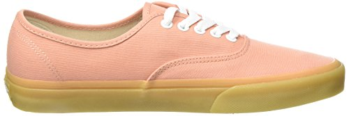 Vans Women's Authentic Trainers Orange (Muted Clay/Gum Q9z) for sale for sale 100% original for sale many kinds of cheap price the cheapest online cheap 100% original jy4ViAYy